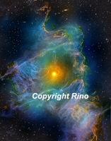 L'étoile de la nébuleuse sacrée (Cards)