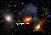Éveil galactique  (Cards)